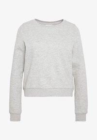 ONLWENDY ONECK - Sweatshirt - light grey melange