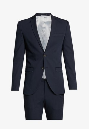 JPRMASON SUIT - Kostym - dark navy