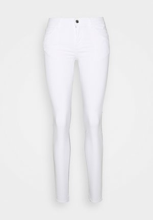 CURVE X - Trousers - pure white