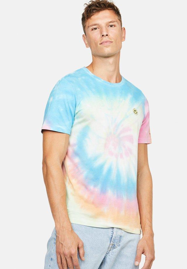 GLEN - T-shirt con stampa - bunt