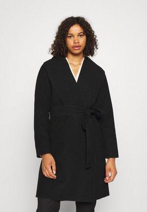 VIAPPLE NEW COAT TALL - Klasický kabát - black