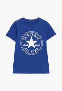 Converse - CORE CHUCK PATCH TEE  - Camiseta estampada - blue - 2
