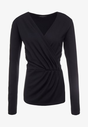 TAMI JENNA - Long sleeved top - black