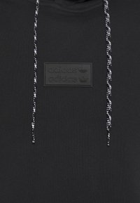 adidas Originals - SILICON HOODY UNISEX - Hættetrøjer - black - 6