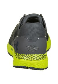 Under Armour - Trainers - pitch gray / green citrine / mechanic blue - 3