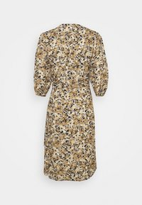 Soaked in Luxury - MELROSE WRAP DRESS - Day dress - multifloral ermine - 1