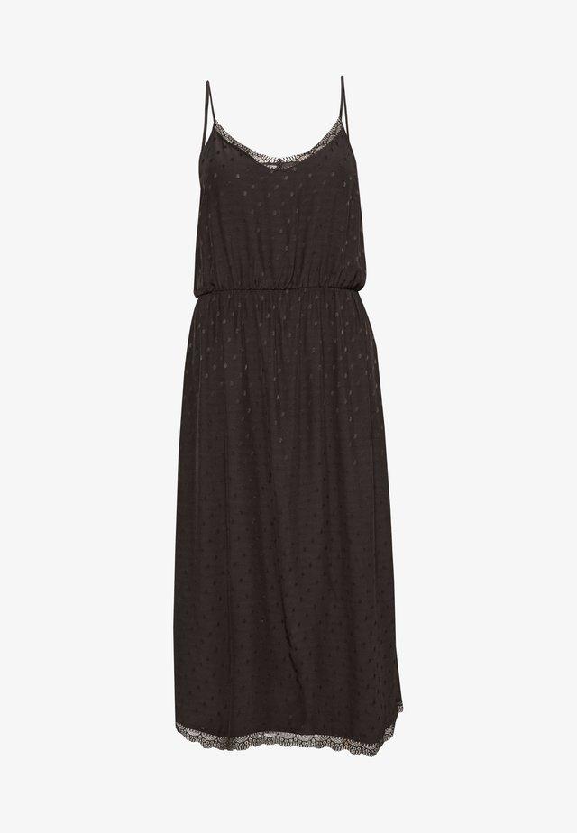VMLUCKY SINGLET DRESS - Day dress - phantom