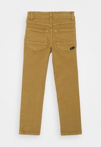 Name it - NMMTHEO TWIATOP PANT - Trousers - medal bronze - 1