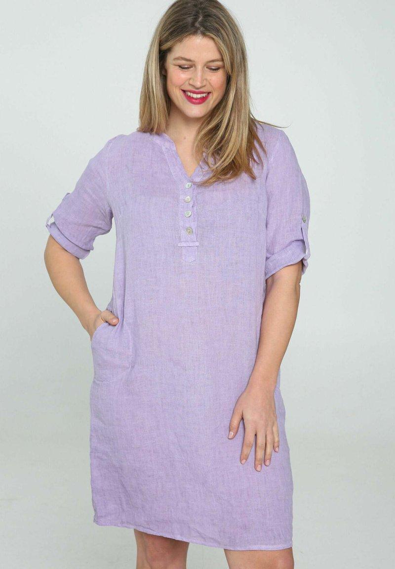 Paprika - Day dress - lilac