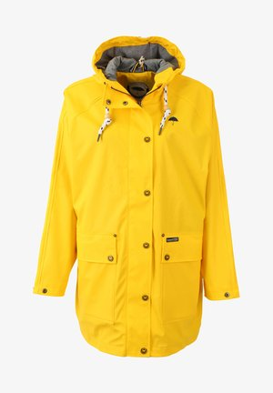 Parka - yellow