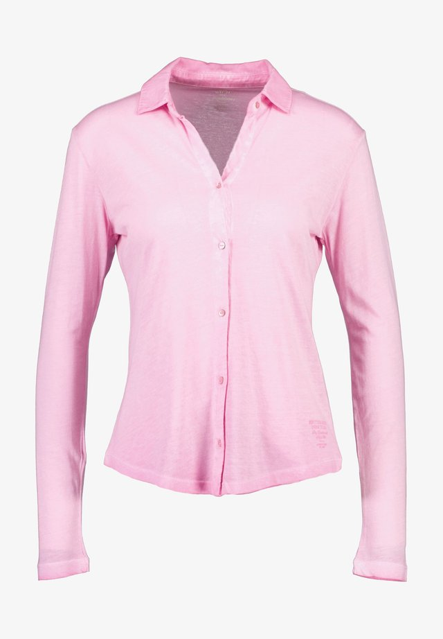SOHO  - Button-down blouse - pink