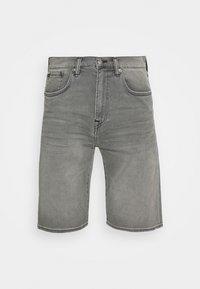 Edwin - Denim shorts - grey denim - 4