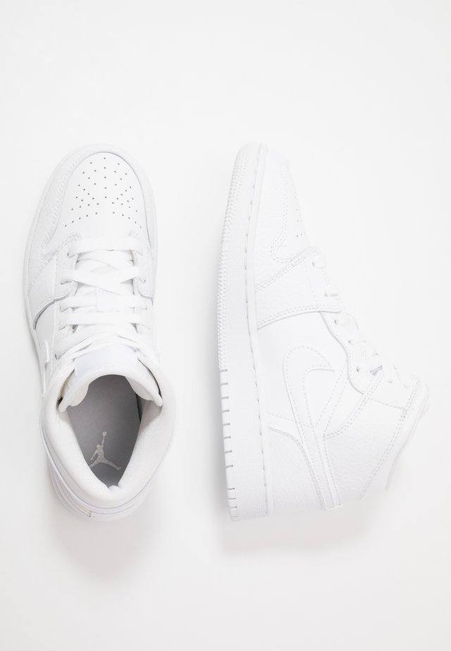 AIR 1 MID UNISEX - Chaussures de basket - white