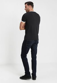 Esprit - Jeansy Straight Leg - blue dark wash - 2