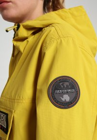 Napapijri - RAINFOREST SUMMER - Winter jacket - yellow moss - 5