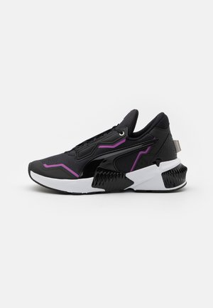 PROVOKE XT FM  - Trainings-/Fitnessschuh - black/byzantium