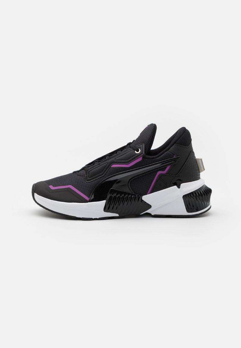 Puma - PROVOKE XT FM  - Zapatillas de entrenamiento - black/byzantium