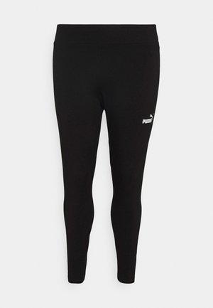 LEGGINGS PLUS - Collant - black
