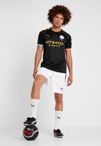 Puma - MANCHESTER CITY AWAY  - Article de supporter - puma black/georgia peach - 1
