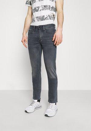 RAZOR - Straight leg jeans - grey