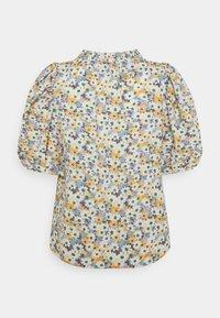 ONLY - ONLTAMMIE FLOWER - Print T-shirt - white - 1