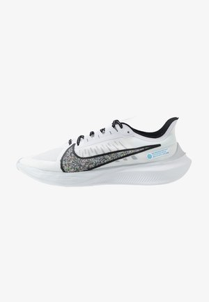 NIKE ZOOM GRAVITY - Neutral running shoes - white/multicolor/pure platinum