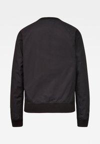G-Star - PABE - Sweatshirt - dk black - 1