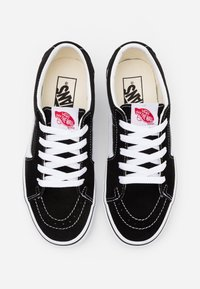 Vans - SK8 - Trainers - black/true white - 3