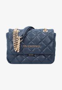 Valentino Bags - Taška spříčným popruhem - blue - 1