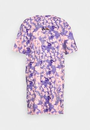 ABRILLA - Jersey dress - purple