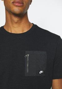 Nike Sportswear - T-shirt - bas - black - 4