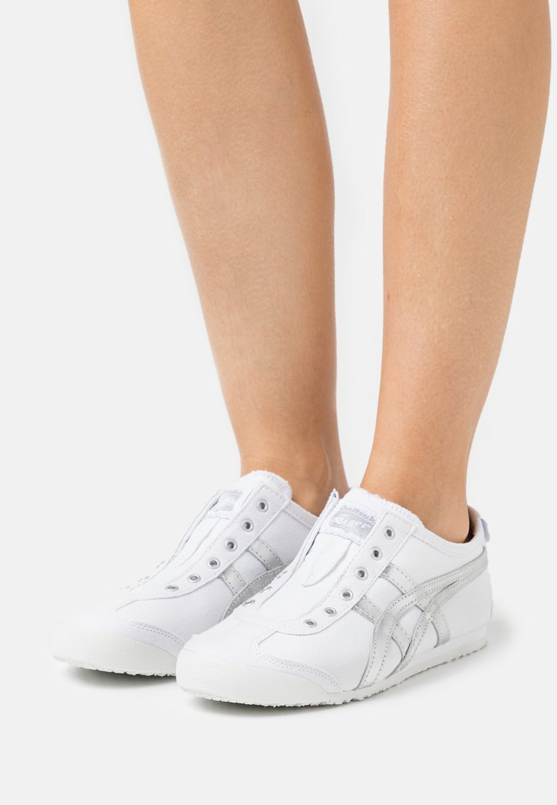 Onitsuka Tiger - MEXICO 66  - Sneakers basse - white/pure silver