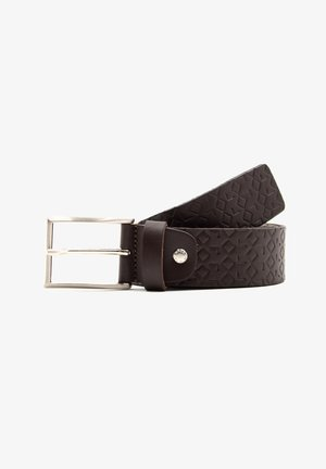 Belt - testa di moro