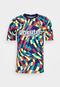 FC BARCELONA - Klubbkläder - blue void/limelight