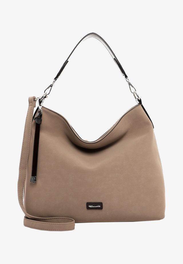 BELLA - Handtasche - taupe 900