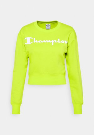 CREWNECK LEGACY - Sweatshirt - neon yellow