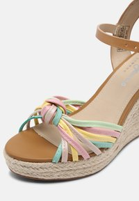 Pepe Jeans - MAIDA COLORS - Platform sandals - multi - 7