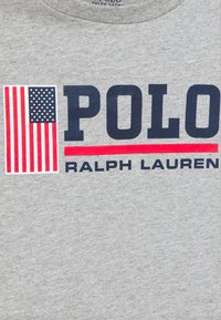 Polo Ralph Lauren - Print T-shirt - andover heather - 2