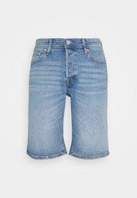 Jack & Jones - JJIRICK JJORIGINAL  - Denim shorts - blue denim - 4