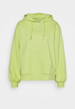HOODIE  - Sweatshirt - semi frozen yellow
