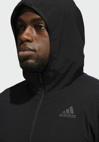 adidas Performance - Tröja med dragkedja - black - 4