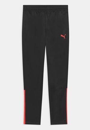 TEAM LIGA TRAINING UNISEX - Pantalones deportivos - puma black/red blast