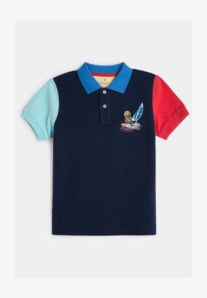 HARRY - Polo shirt - navy/multi