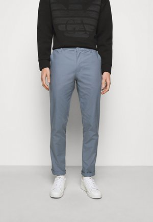 TROUSER - Chinos - blue