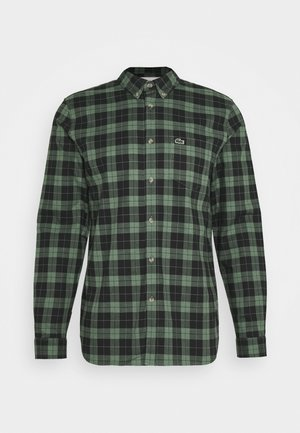 Chemise - black/dark green
