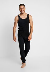 HUGO - TANK 2 PACK  - Undershirt - black