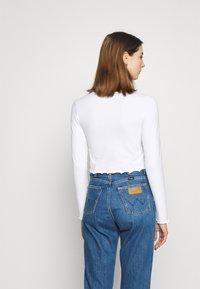 Even&Odd - 2 PACK - Maglietta a manica lunga - black/white - 2