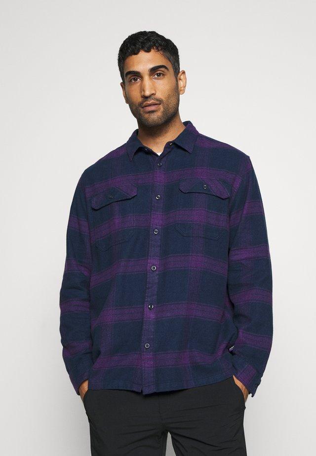 FJORD - Vapaa-ajan kauluspaita - purple