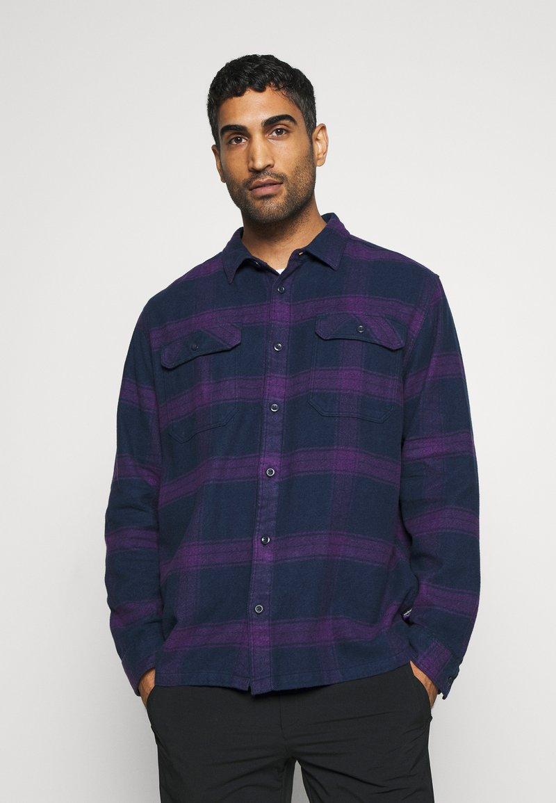 Patagonia - FJORD - Shirt - purple