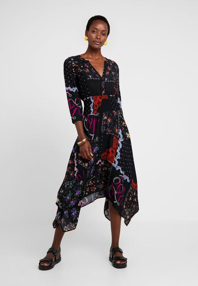 JANA - Maxi šaty - black